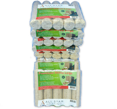 10 pack-eco-logs